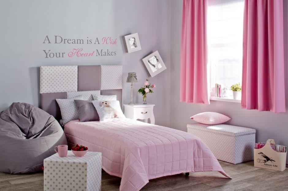 hotové závesy dievčenská izba